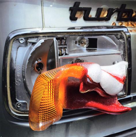 phares arrières voiture par arnold odermatt