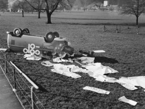 Arnold Odermatt et crash