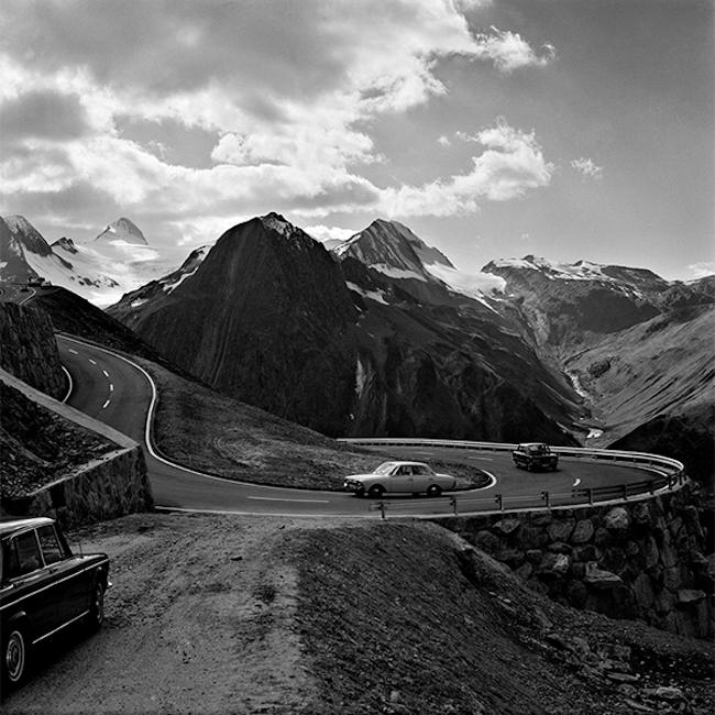 arnold odermatt paysage