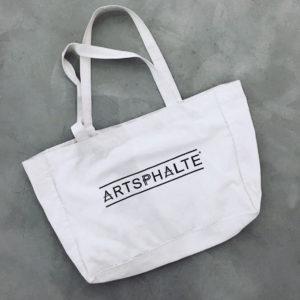 Store garage Artsphalte