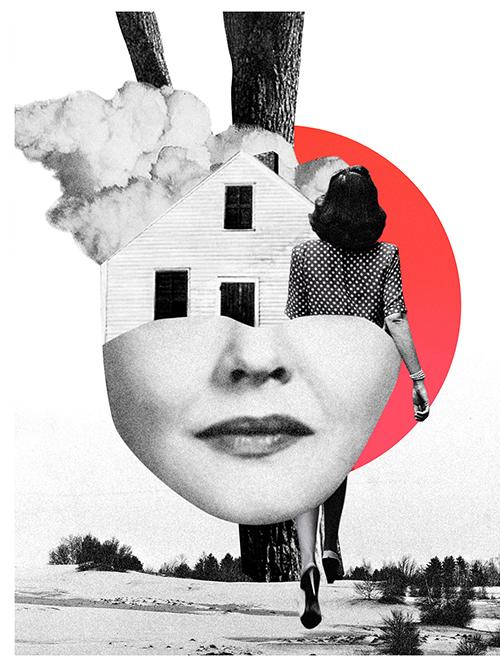 Exposition de Nadia Diz Grana à la Galerie Artsphalte à Arles, 2020. Exposition d'art.